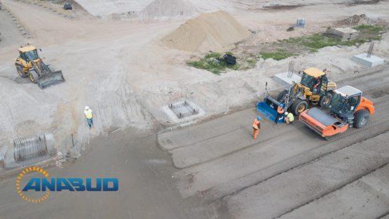 AnaBud - Stabilizacja terenu
