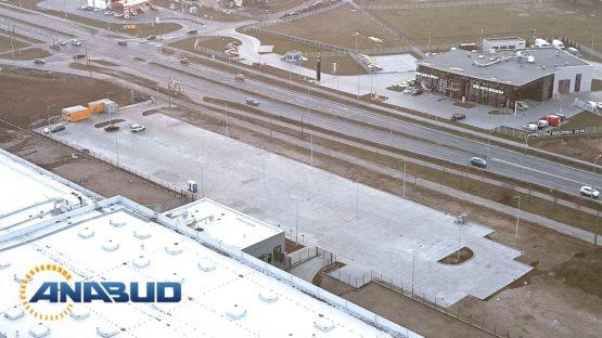 budowa dróg i parkingów z kostki betonowej anabud